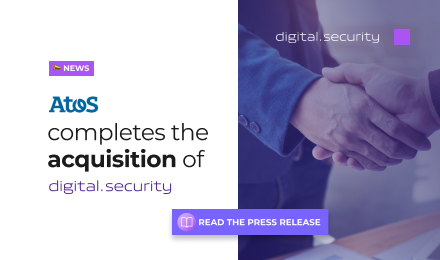 Atos completes the acquisition of digital.security