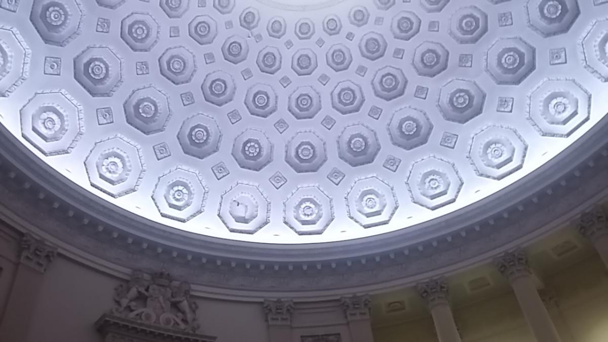Dome of the Amphitheater