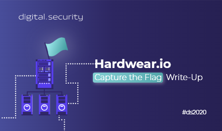 Hardwear.io Capture The Signal Write-Up