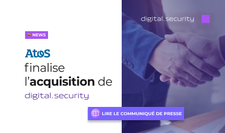 Atos finalise l'acquisition de digital.security
